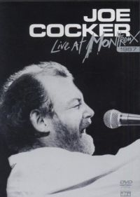 Cover Joe Cocker - Live At Montreux 1987 [DVD]